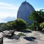 Morro da Urca (parada para o almoço)